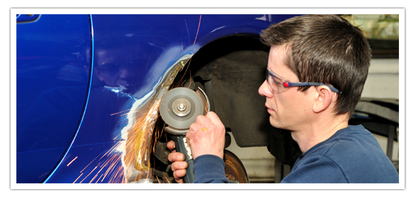 vehicle repairs witney
